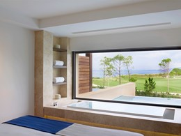 Ionian Exclusive Grand Suite de l'hôtel The Romanos