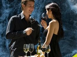 Dégustation de vin
