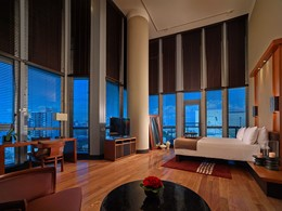 Two Bedroom Ocean Suite de l'hôtel, The Setai