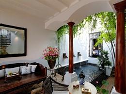 Pool Villa Courtyard de l'hôtel The Siam à Bangkok