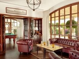 Le Churchill Lounge, un des nombreux salons
