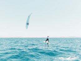 Initiez vous au Kite Surfing