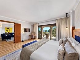 Suite Ocean à une chambre avec lit king size
