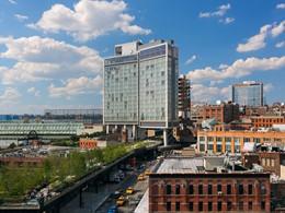 Vue du Standard High Line