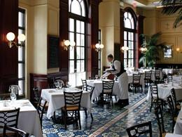 Le restaurant Bouchon du Venetian à Las Vegas, la ville qui ne dort jamais