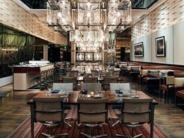 Le restaurant CUT de l'hôtel The Venetian à Las Vegas