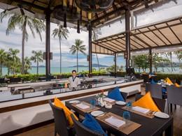 Le bar de l'hôtel Vijitt Resort Phuket en Thailande