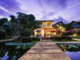 Restaurant Baan Vijitt de l'hôtel Vijitt Resort Phuket