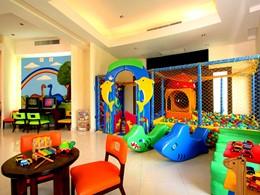 Coin enfants de l'hôtel Vijitt Resort Phuket en Thailande