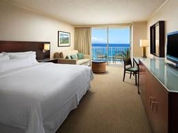 Luxury Ocean Front Room du Westin Maui à Hawaii