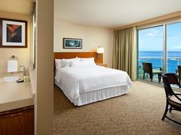 Executive Suite de l'hôtel The Westin Maui à Hawaii
