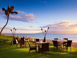 Le restaurant Relish Oceanside de l'hôtel The Westin Maui