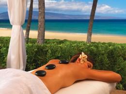 Profitez des somptueux soins du spa du Westin Maui
