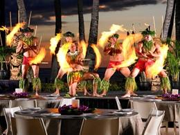 Vous vivrez une expérience hawaiienne authentique au Westin