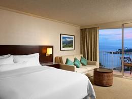 Deluxe Ocean View Room du Westin Maui à Hawaii