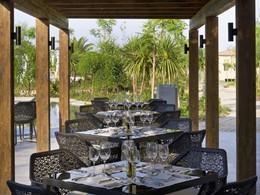 Morias Restaurant de l'hôtel The Westin en Grèce