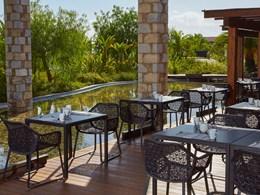 Le restaurant Morias
