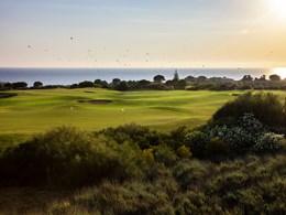 Le golf  Dunes