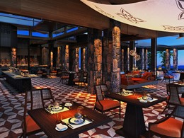 Restaurant Kangan de l'hôtel The Westin