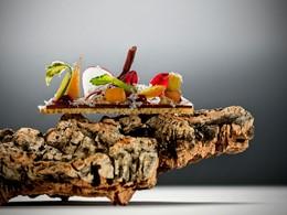 Cuisine sophistiquée et créative