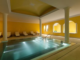 Le bain romain
