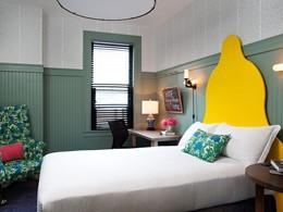 La Deluxe Room de l'hôtel
