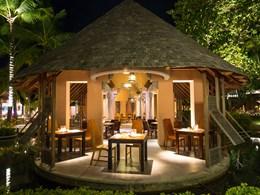 Le restaurant principal L'Oasis