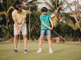 Initiation au golf du Mont Choisy Le Golf
