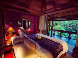 Puri le Mayeur de l'hôtel Tugu Bali à Tanah Lot