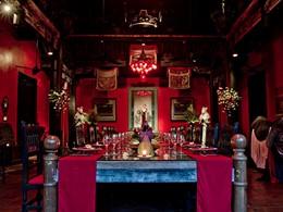 Restaurant de l'hôtel Tugu Bali