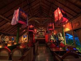 Le bar Lara Djonggrang