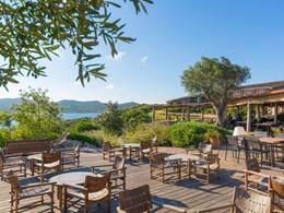Autre restaurant de l'U Capu Biancu en France