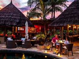 La Gaulette Bar de l'hôtel Valmer Resort à Mahé