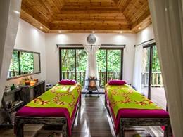 Le Spa Frangipani du Valmer Resort aux Seychelles