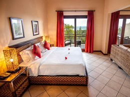 Deluxe Villa du Valmer Resort aux Seychelles