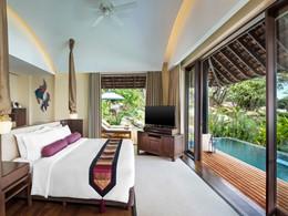 Tropical Pool Villa du Vana Belle à Koh Samui en Thaïlande