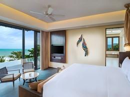 Ocean View Pool Suite du Vana Belle à Koh Samui en Thaïlande