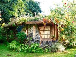 Bungalow Terrasse Haari du Vanira Lodge à Tahiti