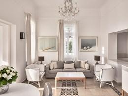 Le salon de la Villa Presidential