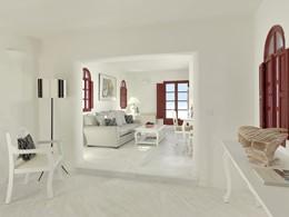Suite Athenian de l'hôtel Vedema Resort en Grèce