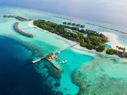 Une petite île des plus paradisiaque