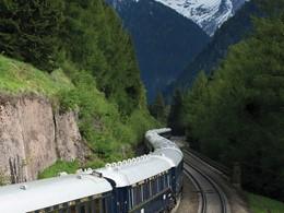 Traversée des Alpes