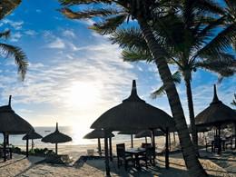 Le restaurant de plage Horizon