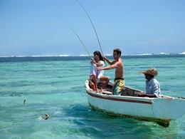 Découvrez les traditions du village de pêcheurs de Grand Gaube