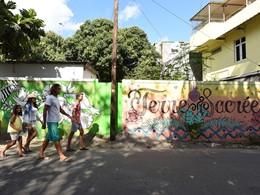 Partez à la découverte du village de Tamarin à l'île Maurice