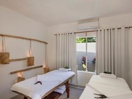 Détente au spa du Veranda Tamarin à l'île Maurice