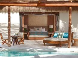 Ocean View Villa du Viceroy Riviera Maya au Mexique