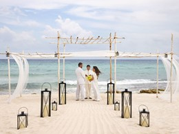 Mariage au Viceroy Riviera Maya, petit hôtel paradisiaque