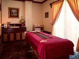 Le spa de l'hôtel 4 étoiles Victoria Beach Resort à Hoi An