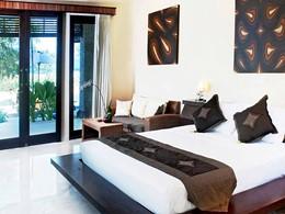 Lumbung Suite de l'hôtel Vila Ombak à Lombok